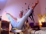 Sexy webcam show met secretsnelly
